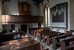 Everleigh Inside village parish church of Saint Peter, Everleigh, Wiltshire, England, UK built 1813