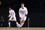 24 November 2013: Wake Forest's Ian Harkes. The Wake Forest University Demon Deacons played the Naval Academy Midshipmen at Spry Stadium in Winston-Salem, NC in a 2013 NCAA Division I Men's Soccer Tournament Second Round match. Wake Forest won the game 2-1.