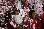 24 July 2007:  Young fans of CD Gaudalajara rejoice.  FC Dallas tied Chivas de Guadalajara 1-1 at Pizza Hut Park in Frisco, Texas, in the opening match of SuperLiga 2007.