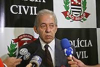 SÃO PAULO, SP, 04 DE FEVEREIRO 2013. DR. ITAJIBA FRANCO - Dá declaração sobre a perseguição a bandidos no Jaçanã aonde o PM Sebastião Venancio Neto, fez um disparo para o alto e acertou Flávio Roberto Neves (37) que estava na janela de sua residencia, nesta segunda-feira,(4).  FOTO: MAURICIO CAMARGO / BRAZIL PHOTO PRESS.