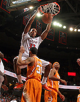 20121205 Tennessee Virginia NCAA Basketball