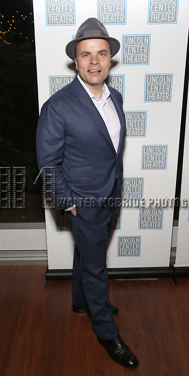 J.T. Rogers attends the Opening Night After Party for the Lincoln Center Theater Production of 'Junk' on November 2, 2017 at Tavern On The Green in New York City.