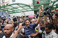 28.10.2018 - Votação de Fernando Haddad em SP