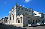 Renesansowa synagoga na Starym Mieście w Zamościu. i