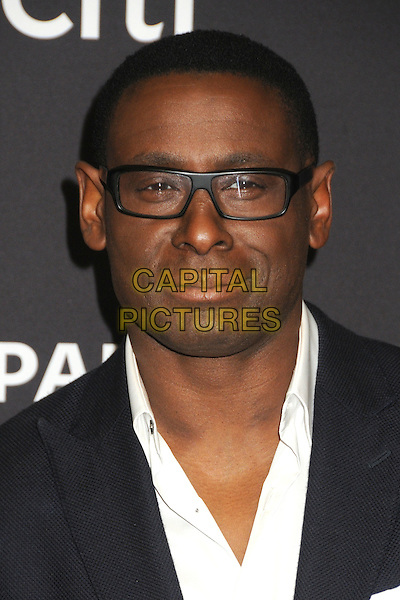13 March 2016 - Hollywood, California - David Harewood. 33rd Annual PaleyFest - &quot;Supergirl&quot; held at the Dolby Theatre. <br /> CAP/ADM/BP<br /> &copy;BP/ADM/Capital Pictures