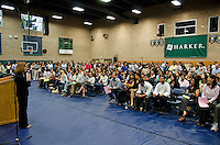Harker Lower School Grades 1-3 Back to School Night..Photo by John Ho Photography
