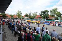 KAATSEN: FRANEKER: Sportcomplex 'De Trije', 01-09-2012, Wereldkampioenschap Kaatsen, Llargues, Finale Team Nederland - Team Colombia, Eindstand 10-1, ©foto Martin de Jong