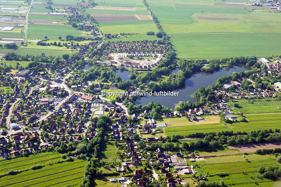 Fünfhausen: EUROPA, DEUTSCHLAND, HAMBURG, (EUROPE, GERMANY), 02.06.2017: Fünfhausen