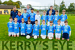Firies U12 team taking part in the Eric Mason Memorial Tournament in Ballymac GAA Club on Saturday.