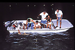 Sam Gruber & Jean Helping Rick Kirkham With Lemon Shark with Joao, Aya and Jon