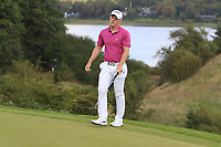 David Horsey (ENG) on the 16th green during Round 4 of Made in Denmark at Himmerland Golf &amp; Spa Resort, Farso, Denmark. 27/08/2017<br /> Picture: Golffile | Thos Caffrey<br /> <br /> All photo usage must carry mandatory copyright credit     (&copy; Golffile | Thos Caffrey)