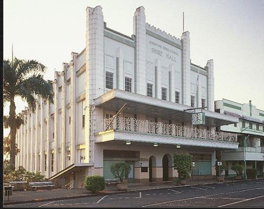 Innisfail Town Hall<br /> 2001