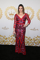 PASADENA, CA - FEBRUARY 9: Taylor Cole, at the Hallmark Channel and Hallmark Movies &amp; Mysteries Winter 2019 TCA at Tournament House in Pasadena, California on February 9, 2019. <br /> CAP/MPI/FS<br /> &copy;FS/MPI/Capital Pictures