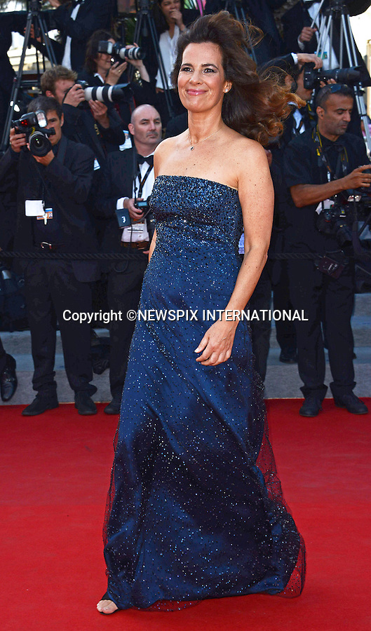 ROBERTA ARMANI<br /> attends the &quot;Deux Jour, Une Nuit&quot; screening at the 67th Cannes Film Festival, Cannes<br /> Mandatory Credit Photo: &copy;NEWSPIX INTERNATIONAL<br /> <br /> **ALL FEES PAYABLE TO: &quot;NEWSPIX INTERNATIONAL&quot;**<br /> <br /> IMMEDIATE CONFIRMATION OF USAGE REQUIRED:<br /> Newspix International, 31 Chinnery Hill, Bishop's Stortford, ENGLAND CM23 3PS<br /> Tel:+441279 324672  ; Fax: +441279656877<br /> Mobile:  07775681153<br /> e-mail: info@newspixinternational.co.uk