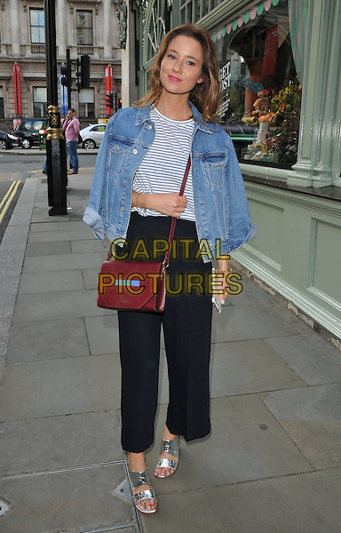 Kelly Eastwood at the Rosie Fortescue Jewellery collection launch party, Fortnum &amp; Mason, Piccadilly, London, England, UK, on Tuesday 21 June 2016.<br /> CAP/CAN<br /> &copy;CAN/Capital Pictures