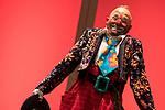 Clown Oriol Boixader during the performance of Chufla. September 25, 2019. (ALTERPHOTOS/Johana Hernandez)