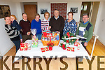 Tarbert Community Centre will be busy On Sunday December 7th from 12 to 5pm as they will be holding their annual Christmas Craft Fair. Pictured were: Marie and Holly Mulvihill, Patrick Lynch, Breda Lavery, Ita Gormley, Dan O'Connor (Chair Tarbert Community Centre), Mary Holland and Gabriel McNamara.