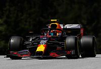 4th July 2020; Red Bull Ring, Spielberg Austria; F1 Grand Prix of Austria, qualifying sessions;   23 Alexander Albon THA, Aston Martin Red Bull Racing