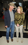 Ed Harris and Amy Madigan at the Los Angeles premiere of 'Frontera' on August 21, 2014