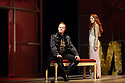 "Buxton, UK. 06.07.2017. Buxton International Festival presents ""Lucio Silla"", by Mozart, at Buxton Opera House, Buxton, Derbyshire.  Picture shows: Joshua Ellicott (Lucio Silla), Rebecca Bottone (Giunia). Photograph © Jane Hobson"
