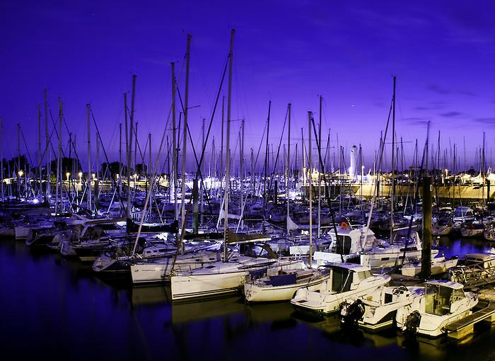 Scenes of Brittany including Angers, Port Du Cruesty, the Golfe du Morbihan and Rochefort en Terre