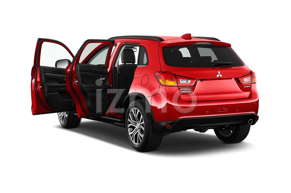 Car images of 2017 Mitsubishi ASX Instyle 5 Door SUV Doors