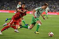 2018.09.02 La Liga Real Betis VS Sevilla FC