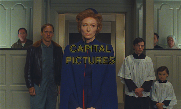 Tilda Swinton .in Moonrise Kingdom.*Filmstill - Editorial Use Only*.CAP/FB.Supplied by Capital Pictures.