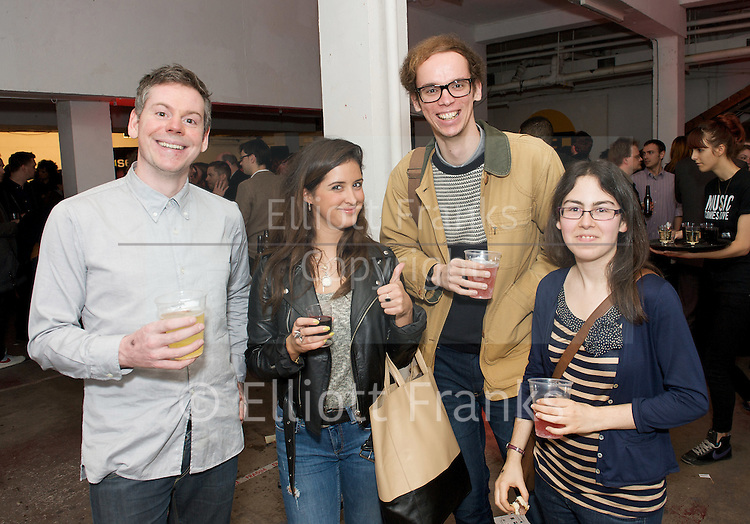 Record of the Day Awards for Music Journalism and PR <br />