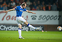 :: RANGERS' STEVEN WHITTAKER SCORES THE SECOND FROM THE SPOT :: .19/04/2011   Copyright  Pic : James Stewart.sct_jsp009_dundee_utd_v_rangers .James Stewart Photography 19 Carronlea Drive, Falkirk. FK2 8DN      Vat Reg No. 607 6932 25.Telephone      : +44 (0)1324 570291 .Mobile              : +44 (0)7721 416997.E-mail  :  jim@jspa.co.uk.If you require further information then contact Jim Stewart on any of the numbers above.........