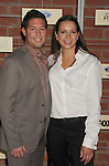 =Culver City=, CA - SEPTEMBER 10: Justin Antiorio and Christina Wilson arrive at the FOX Fall Eco-Casino Party at The Bookbindery on September 10, 2012 in Culver City, California.