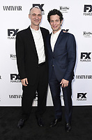 LOS ANGELES - SEPTEMBER 21: (L-R) Evan Handler and Thomas Kail attend the FX Networks & Vanity Fair Pre-Emmy Party at Craft LA on September 21, 2019 in Los Angeles, California. (Photo by Scott Kirkland/FX/PictureGroup)