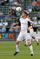 Pat Phelan...Kansas City Wizards defeated New England Revolution 4-1 at Community America Ballpark, Kansas City, Kansas.