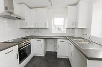 BNPS.co.uk (01202 558833)<br /> Pic: Graham Hunt/BNPS<br /> <br /> Kitchen.<br /> <br /> Are these Britain's most sought-after council flats ...<br /> <br /> A brand new block of council flats have been unveiled that come with stunning sea views homeowners pay a premium for.<br /> <br /> Nile Court is a development of one and two bedroom apartments overlooking Poole Harbour in Dorset, one of the most exclusive locations for property in the country.<br /> <br /> The flats have private balconies from which breathtaking sunset views over water can be enjoyed.<br /> <br /> Thirty out of the 46 flats in the nine storey building are only available to tenants registered for council accommodation, with monthly rents of around £270.