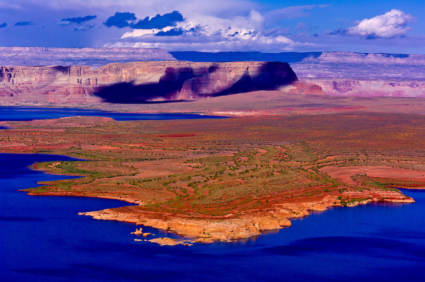 Lake Powell, Glen Canyon National Recreation Area, Arizona USA