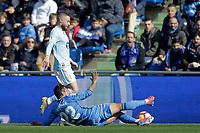 GETAFE CF v CELTA DE VIGO. LA LIGA 2018/2019. ROUND 23.