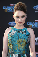 19 April 2017 - Hollywood, California - Clare Grant. Premiere Of Disney And Marvel's &quot;Guardians Of The Galaxy Vol. 2&quot; held at the Dolby Theatre. <br /> CAP/ADM<br /> &copy;ADM/Capital Pictures