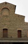 Facade Basilica di San Lorenzo Florence
