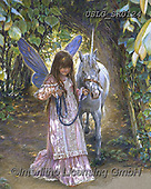 CHILDREN, KINDER, NIÑOS, paintings+++++,USLGSK0124,#K#, EVERYDAY ,Sandra Kock, victorian ,angels