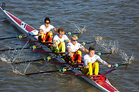 Crew: 213  TSS (R)  Tideway Scullers School (T Humphrey-Evans)  4x- Jun Chall<br /> <br /> Fours Head of the River 2018<br /> <br /> To purchase this photo, or to see pricing information for Prints and Downloads, click the blue 'Add to Cart' button at the top-right of the page.