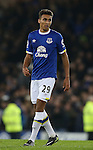 Dominic Calvert-Lewin of Everton during the English Premier League match at Goodison Park Stadium, Liverpool. Picture date: December 13th, 2016. Pic Simon Bellis/Sportimage