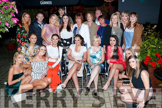 Emma Curran, Blennerville who celebrated her 30th birthday with family and friends in Benners Hotel on Saturday evening.