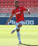 Atletico de Madrid's Renan Lodi during training session. June 5,2020.(ALTERPHOTOS/Atletico de Madrid/Pool)