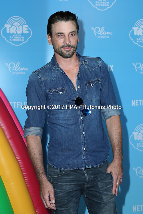 LOS ANGELES - AUG 10:  Skeet Ulrich at the True and the Rainbow Kingdom Series LA Premiere at the Pacific Theater At The Grove on August 10, 2017 in Los Angeles, CA