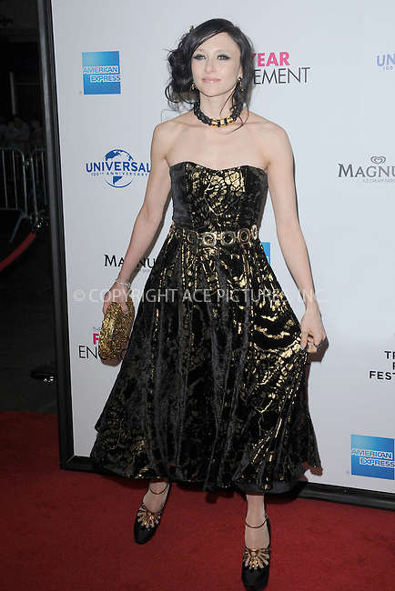"""WWW.ACEPIXS.COM . . . . . .April 18, 2012...New York City....Stacey Bendet arriving to the Universal Pictures premiere of """"The Five Year Engagement"""" for the opening of the Tribeca Film Festival at the Ziegfeld Theatre on April 18, 2012  in New York City ....Please byline: KRISTIN CALLAHAN - ACEPIXS.COM.. . . . . . ..Ace Pictures, Inc: ..tel: (212) 243 8787 or (646) 769 0430..e-mail: info@acepixs.com..web: http://www.acepixs.com ."""