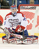 Doug Carr (Lowell - 31) - The visiting University of New Hampshire Wildcats defeated the University of Massachusetts-Lowell River Hawks 3-0 on Thursday, December 2, 2010, at Tsongas Arena in Lowell, Massachusetts.