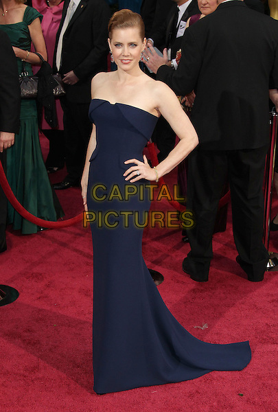 02 March 2014 - Hollywood, California - Amy Adams. 86th Annual Academy Awards held at the Dolby Theatre at Hollywood &amp; Highland Center. <br /> CAP/ADM/RE<br /> &copy;Russ Elliot/AdMedia/Capital Pictures