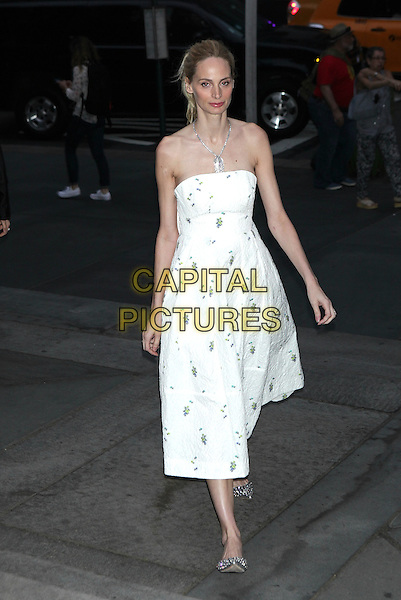 NEW YORK, NY - JUNE 2: Lauren Santo Domingo arrives to the Chanel Fine Jewelry Dinner at The New York Public Library on June 2, 2016 in New York City. <br /> CAP/MPI/DIE<br /> &copy;DIE/MPI/Capital Pictures