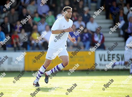 2012-06-23 / Voetbal / seizoen 2012-2013 / Beerschot AC / Uros Delic..Foto: Mpics.be