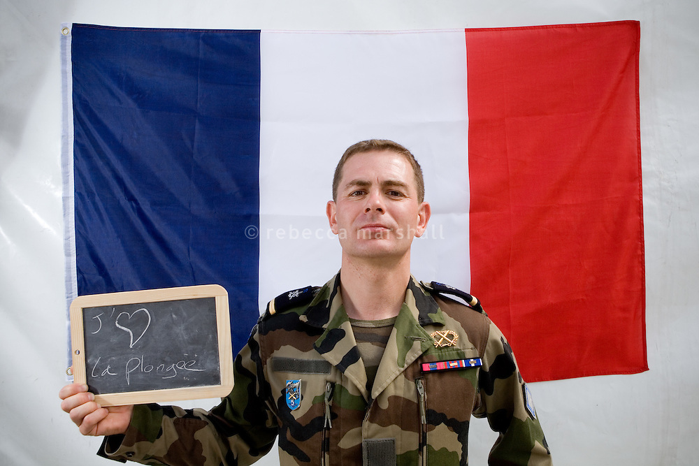 Laurent, Armee de Terre, Friday 7th May 2010
